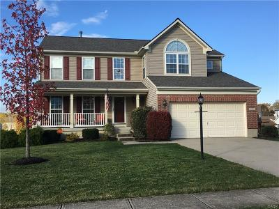 Miamisburg Single Family Home Active/Pending: 1271 Emily Beth Drive