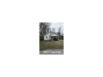 Dayton Single Family Home For Sale: 4623 Dayview Avenue