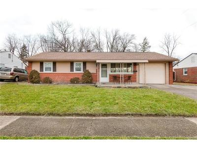 Vandalia Single Family Home For Sale: 415 Vista Avenue