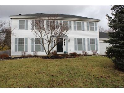 Centerville Single Family Home Active/Pending: 301 Shawnee Trail