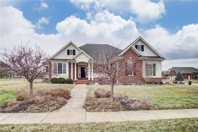 Troy Single Family Home For Sale: 1200 Daylily Way