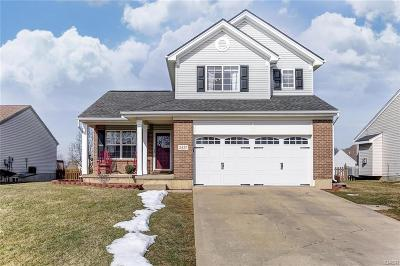 Miamisburg Single Family Home Active/Pending: 2437 Whisper Drive