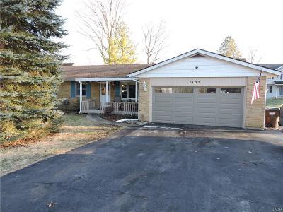 Jamestown Single Family Home Active/Pending: 3765 Lakeshore Drive