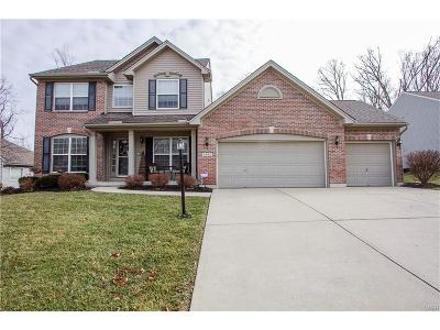 Miamisburg Single Family Home For Sale: 5592 Sagewood Drive