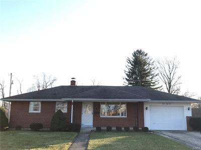 Troy Single Family Home For Sale: 1142 York Lane