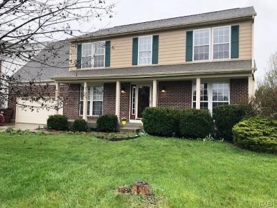 Beavercreek Single Family Home For Sale: 1248 Hunt Club Drive
