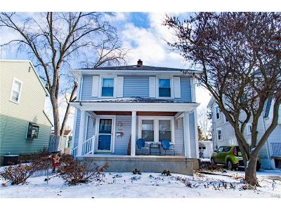 Troy Single Family Home Active/Pending: 303 Ridge Avenue