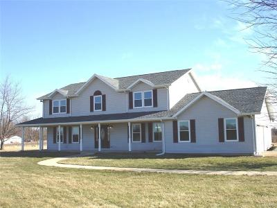 Xenia Single Family Home For Sale: 3020 Hoop Road