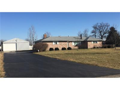 Brookville Single Family Home Active/Pending: 5310 Crawford Toms Run Road