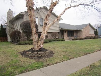 Dayton Single Family Home For Sale: 6801 Ramsey Place