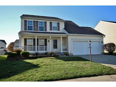 Miamisburg Single Family Home Active/Pending: 2420 Featherston Court