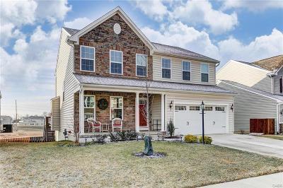 Beavercreek Single Family Home For Sale: 2844 Ridge View Court