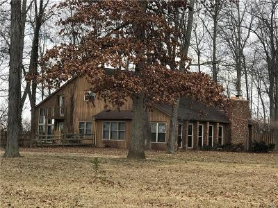 Troy Single Family Home For Sale: 840 Hickory Hollow Road