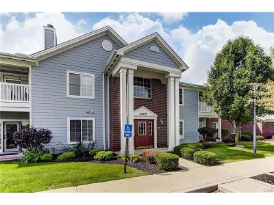 Beavercreek OH Condo/Townhouse For Sale: $101,500