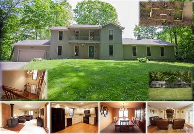 Springfield Single Family Home For Sale: 4486 Old Mill Road