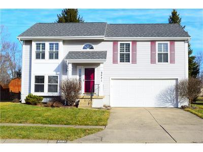 Miamisburg Single Family Home Active/Pending: 2531 Colinda Court
