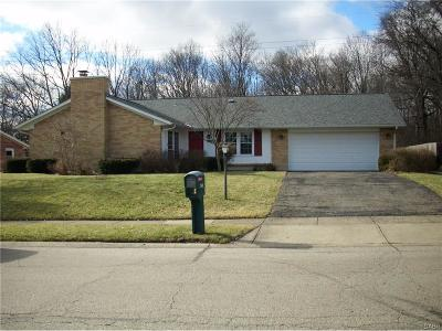 Centerville Single Family Home For Sale: 6071 Marshall Road