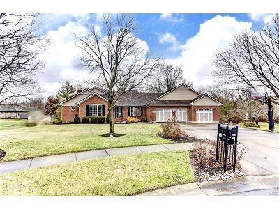 Dayton Single Family Home Active/Pending: 9210 Sugarbush Place