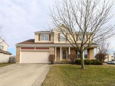 Fairborn Single Family Home For Sale: 2390 Spyglass Court