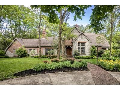 Yellow Springs Single Family Home For Sale: 2660 Sutton Road