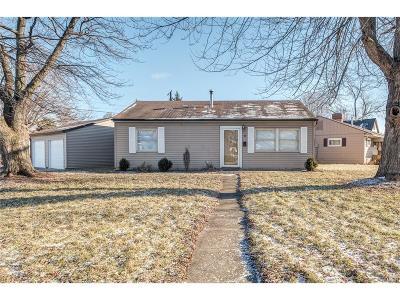 Fairborn Single Family Home Active/Pending: 5 Marchmont Drive
