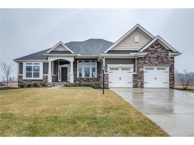 Bellbrook Single Family Home For Sale: 1531 Chestnut Grove Court