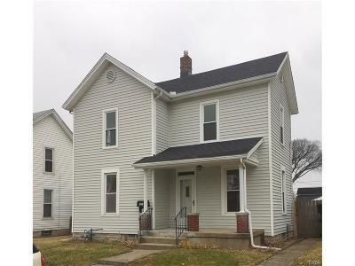 Miamisburg Single Family Home For Sale: 807 Sennett Street