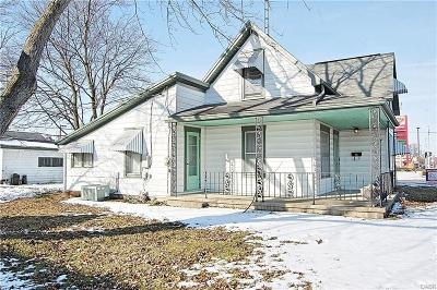 New Carlisle Single Family Home For Sale: 315 Main Street
