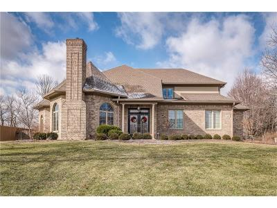Bellbrook Single Family Home For Sale: 1361 Wild Ivy Way