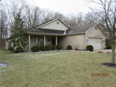 Beavercreek Single Family Home For Sale: 2717 Majestic Oaks Court