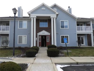 Beavercreek OH Condo/Townhouse For Sale: $129,900
