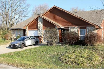 Trotwood Multi Family Home For Sale: 1000 Lake Center Drive