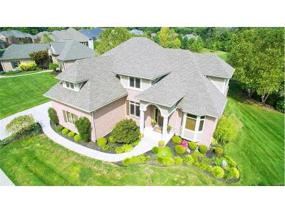 Bellbrook Single Family Home For Sale: 3964 Sable Ridge Drive