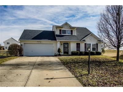 Miamisburg Single Family Home Active/Pending: 10116 Cliff Swallow Court