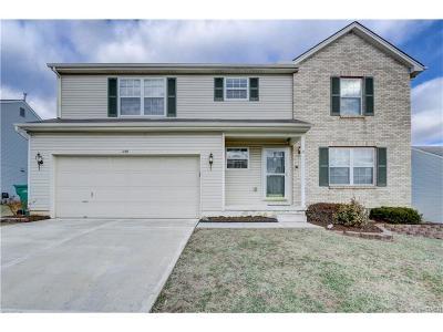 Fairborn Single Family Home For Sale: 459 Kreider Drive
