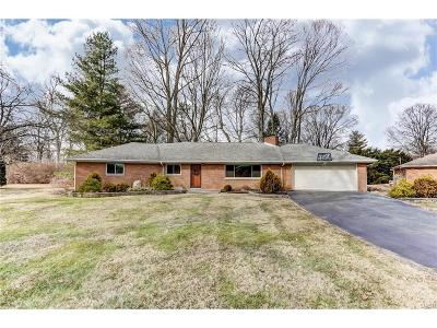 Beavercreek Single Family Home For Sale: 1169 Brookview Drive