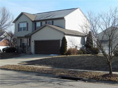 Dayton Single Family Home For Sale: 6646 Morrell Drive