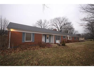 Centerville Single Family Home Active/Pending: 1836 Alex Bell Road