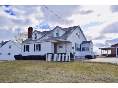 Xenia Single Family Home For Sale: 1431 Upper Bellbrook Road