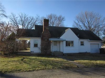 Beavercreek OH Single Family Home Active/Pending: $139,700