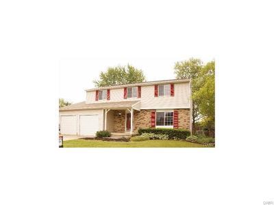 Dayton Single Family Home For Sale: 6415 Silver Pheasant Court