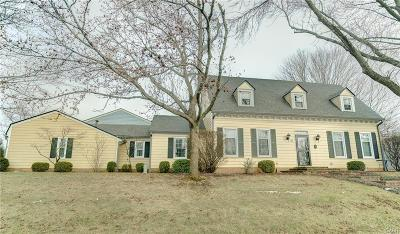 Centerville Single Family Home Active/Pending: 180 Lyons Drive