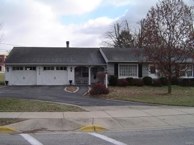 Cedarville Single Family Home Active/Pending: 192 Walnut Street