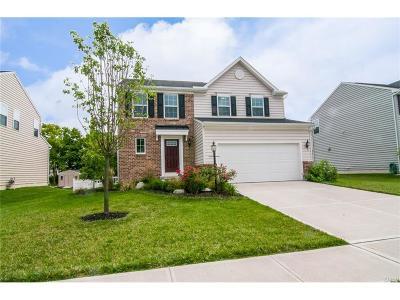 Tipp City Single Family Home Active/Pending: 8118 Bushclover Drive