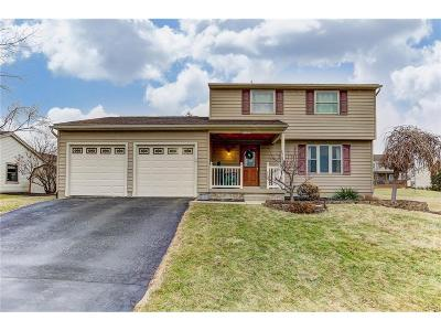 Miamisburg Single Family Home Active/Pending: 2119 Sir Lockesley Drive