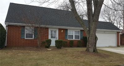 Xenia Single Family Home For Sale: 2251 Virginia Drive