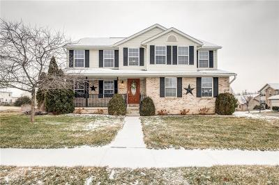 Fairborn Single Family Home Active/Pending: 2303 Spyglass Court