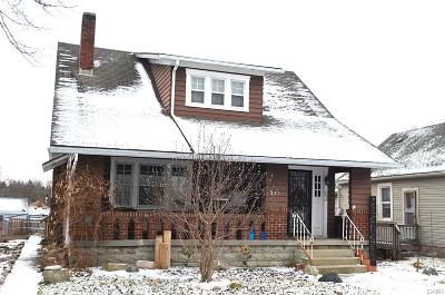 Xenia Single Family Home Active/Pending: 321 2nd Street