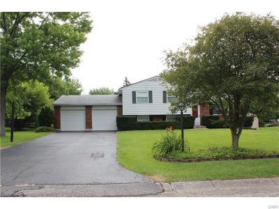 Beavercreek Single Family Home Active/Pending: 1424 New Way Drive