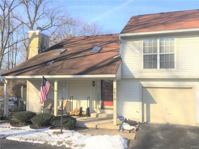 Dayton Condo/Townhouse For Sale: 2678 Orchard Run Road